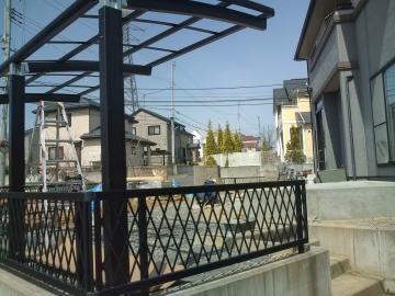 八戸市T様邸ガーデンリフォーム