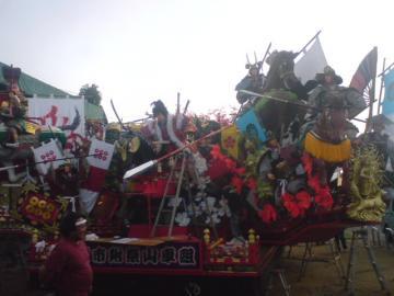 八戸の夏祭り三社大祭はじまります