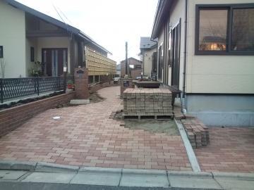 八戸N様邸ガーデンリフォーム
