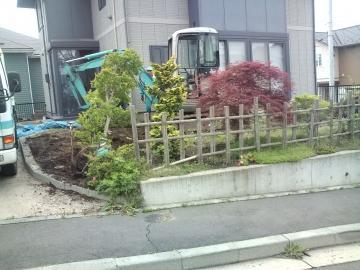 八戸SS様邸ガーデンリフォーム