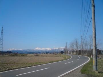 八甲田連峰