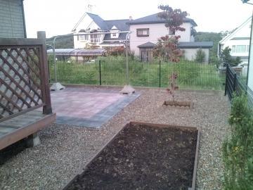 ガーデンフォーム すっきりガーデンテラス八戸H様邸完成