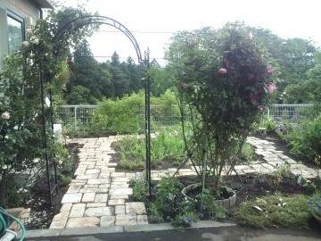 八戸T様邸ガーデンリフォーム