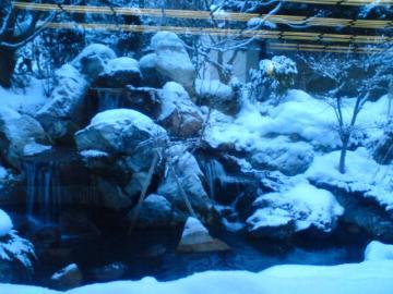 角鹿の滝組